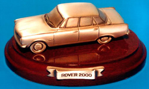 Pewter Model Cars