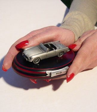 scale car models